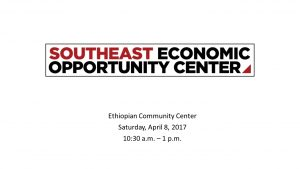 Click here for SEOC presentation from April 8, 2017.